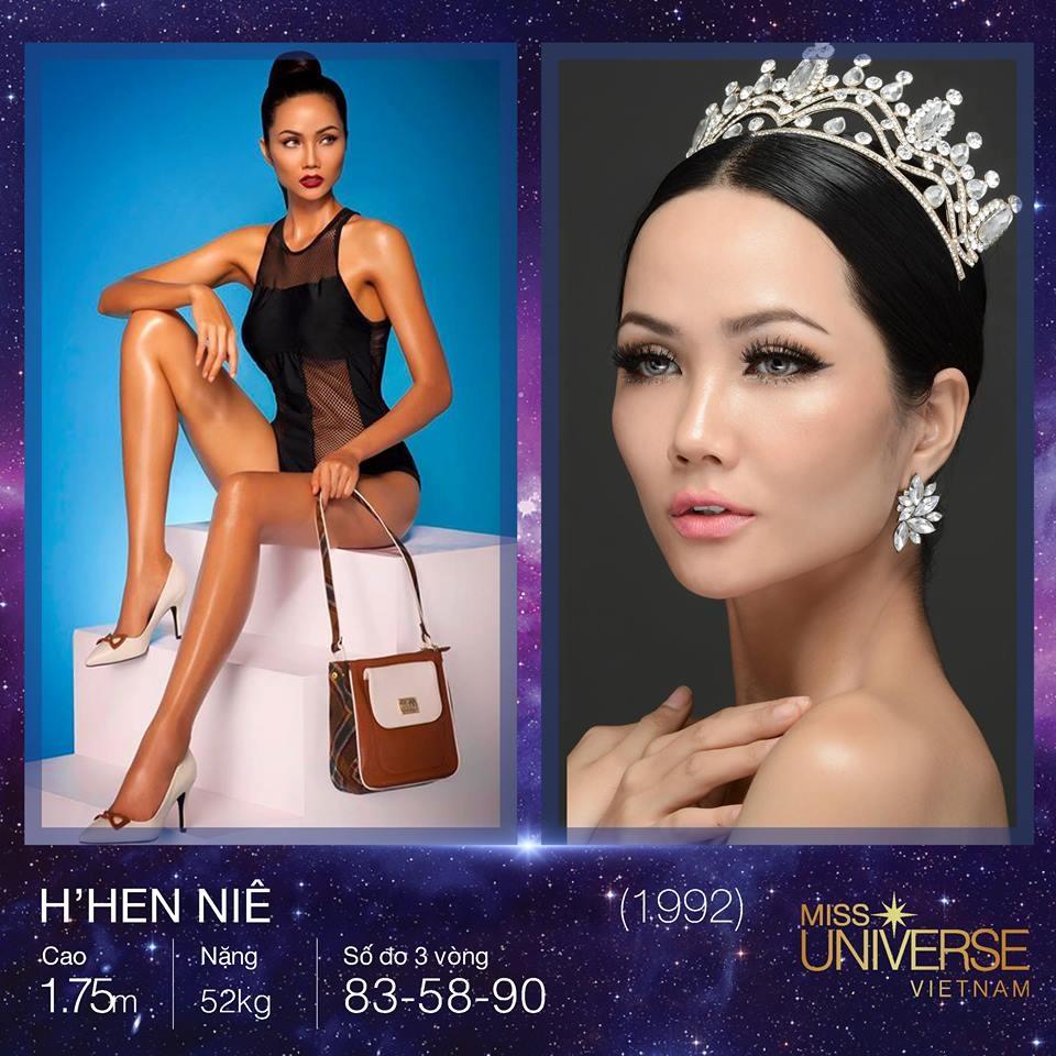 Lí do nào giúp H'Hen Niê đăng quang ngôi vị Hoa hậu Hoàn Vũ 2017?