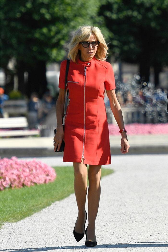 4 đệ nhất phu nhân có phong cách thời trang đáng chú ý nhất năm 2017
