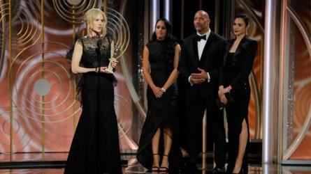 Quả Cầu Vàng 2018: Chiến thắng của thông điệp