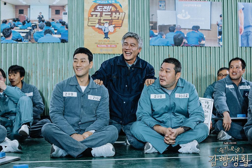 phim truyền hình hàn ngục tù