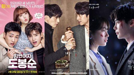 Điểm lại 8 xu hướng phim truyền hình Hàn thống trị màn ảnh nhỏ năm 2017