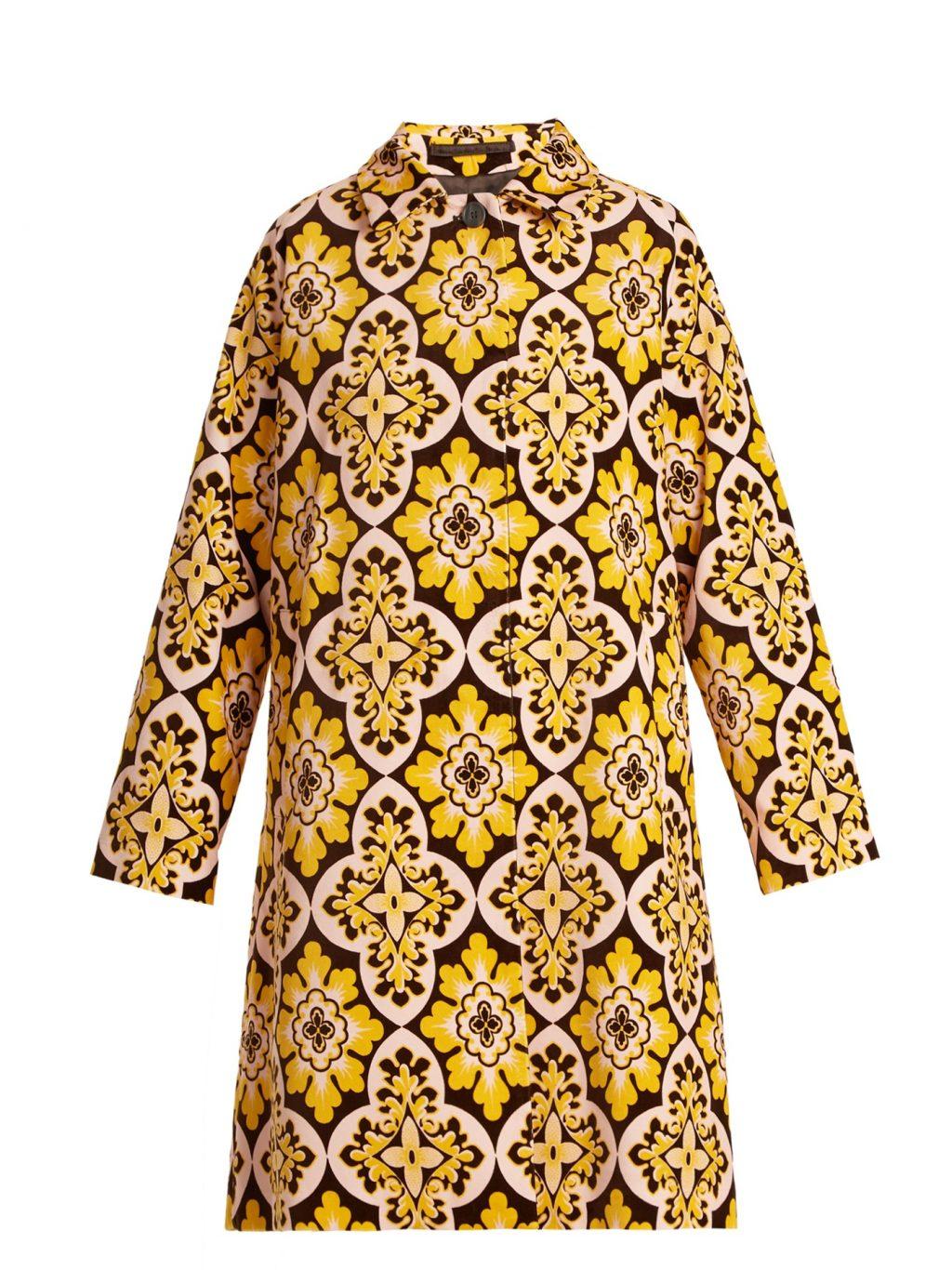 Thời thượng cùng 7 item thời trang sắc vàng mù tạt