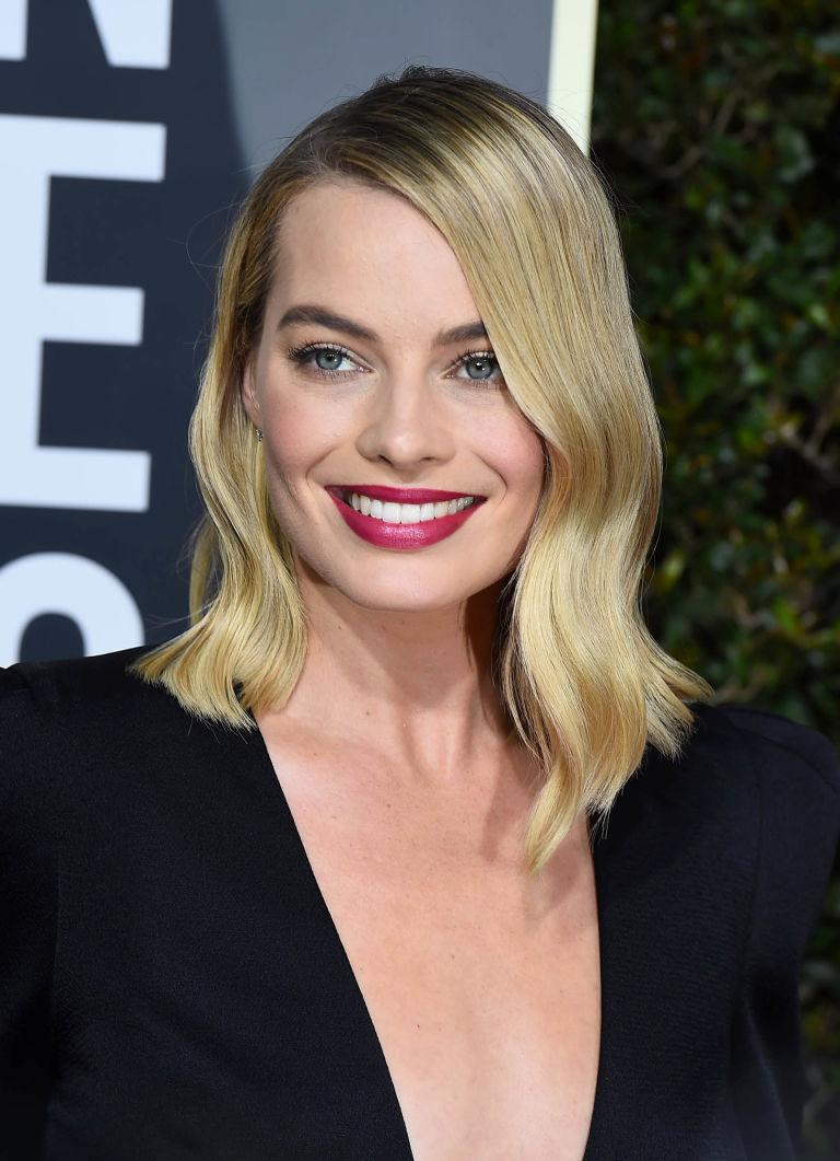 Bật mí cách trang điểm dự tiệc của các sao Hollywood trong Quả Cầu Vàng 2018
