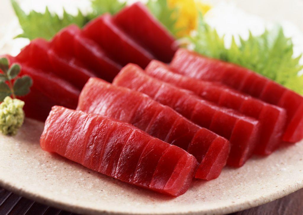 cá ngừ thực đơn low carb