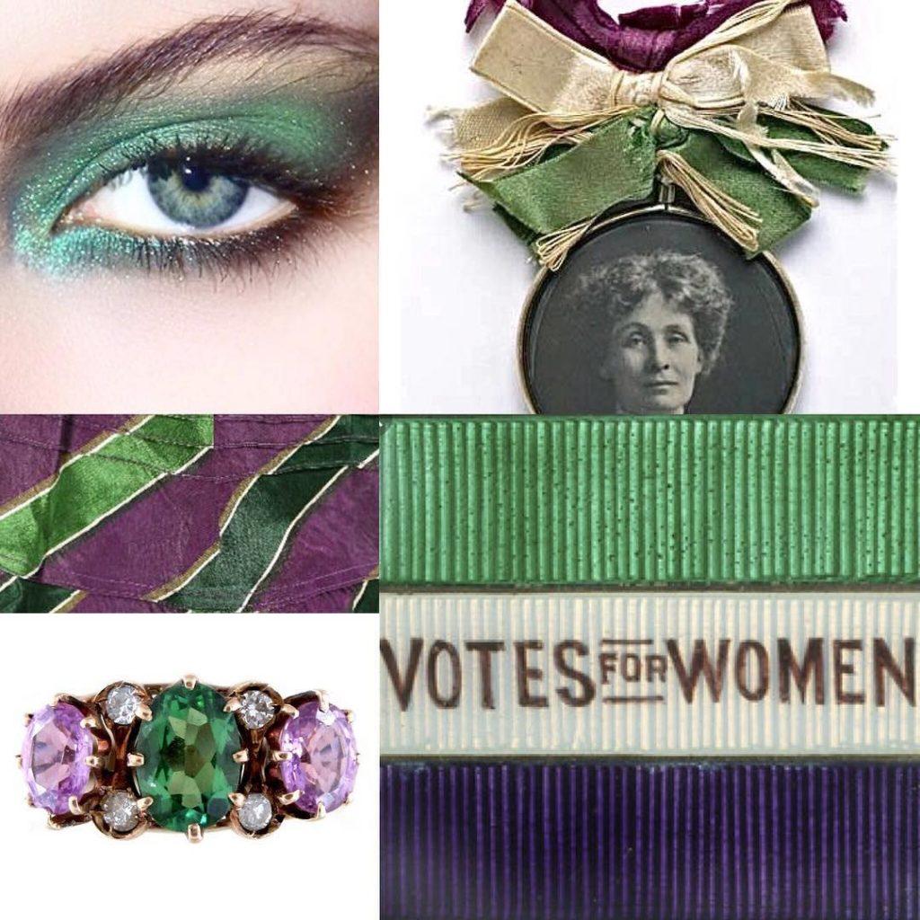 Những bộ trang sức đẹp chứa nhiều ý nghĩa nhân đạo trong Quả Cầu Vàng 2018