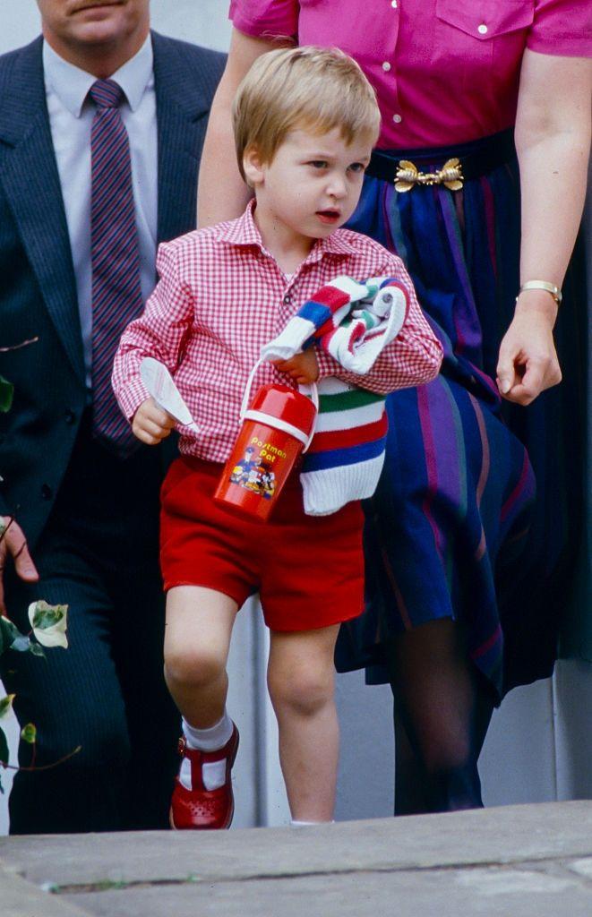 hoàng tử nhỏ hoàng gia anh