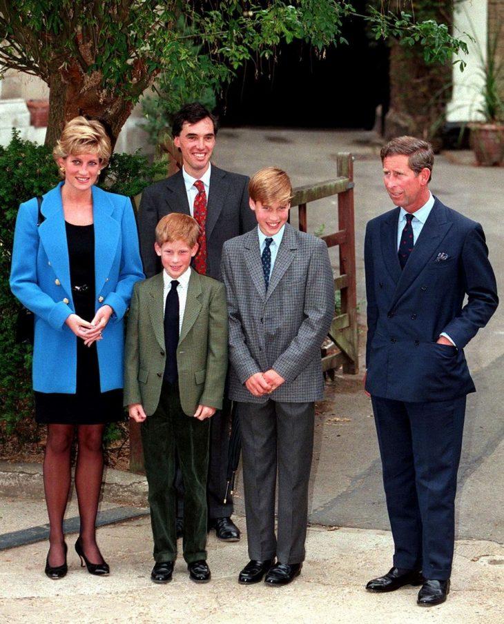 ảnh gia đình hoàng gia anh