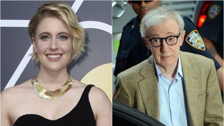 Greta Gerwig tuyên bố không bao giờ hợp tác cùng Woody Allen sau cáo buộc quấy rối tình dục