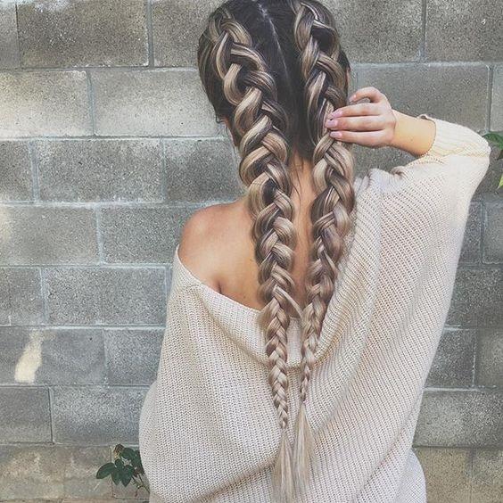 những kiểu tóc đẹp 2018 9