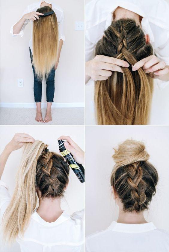 những kiểu tóc đẹp 2018 5