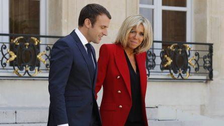 4 chiếc áo khoác thanh lịch của phu nhân tổng thống Pháp khi đến thăm Trung Quốc