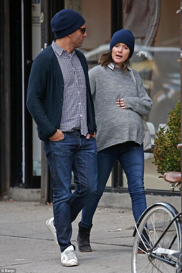 Bobby Cannavale và Rose Byrne