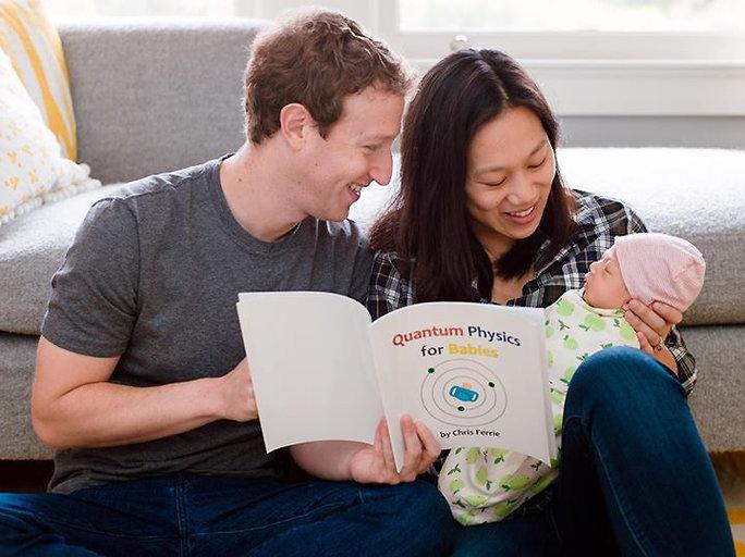 Mark Zuckerberg và Priscilla Chan
