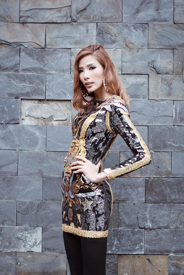 Hành trình thay đổi phong cách của Top 3 Miss Universe Vietnam 2017