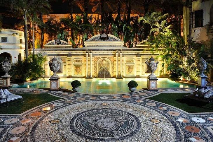 ELLE Việt Nam Dinh thự của thiên tài đoản mệnh Gianni Versace trở thành khách sạn cao cấp (12)