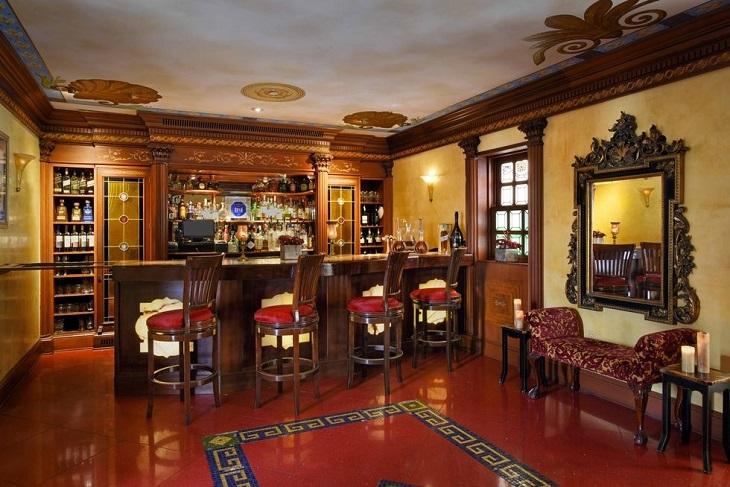 ELLE Việt Nam Dinh thự của thiên tài đoản mệnh Gianni Versace trở thành khách sạn cao cấp (4)