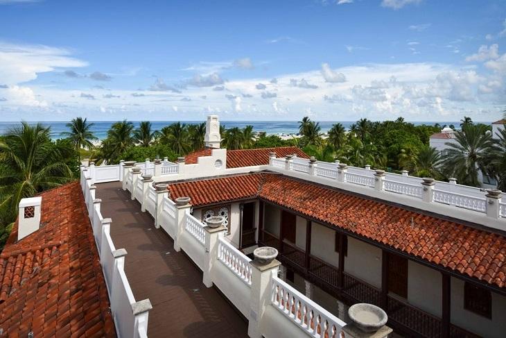 ELLE Việt Nam Dinh thự của thiên tài đoản mệnh Gianni Versace trở thành khách sạn cao cấp (6)