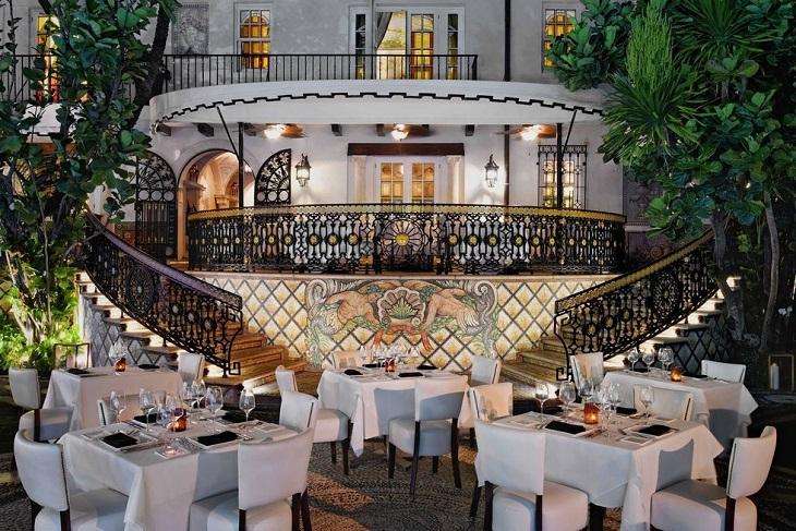 ELLE Việt Nam Dinh thự của thiên tài đoản mệnh Gianni Versace trở thành khách sạn cao cấp (8)