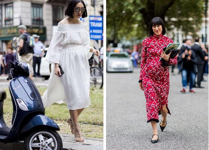 ELLE Việt Nam học lỏm gu thời trang cảu các bà bầu siêu sao (17)