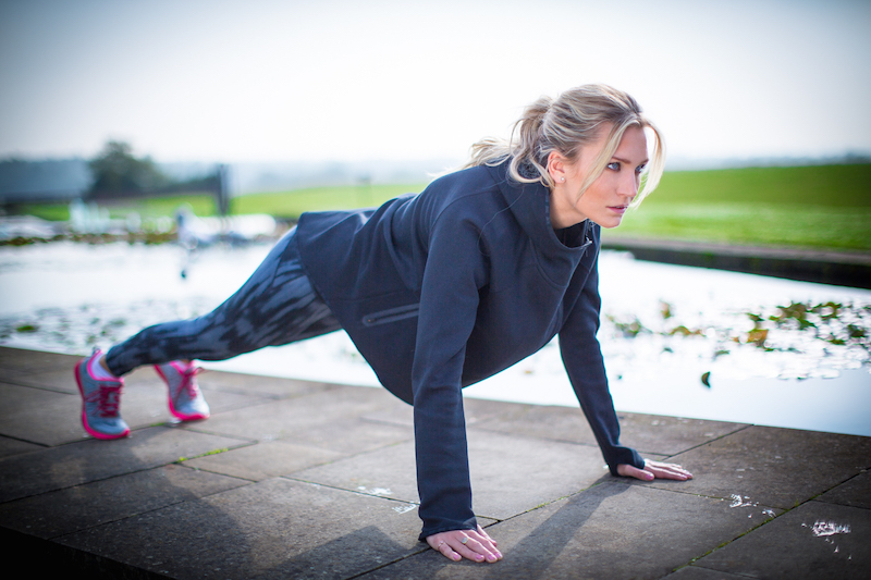 tập thể dục giảm cân 11