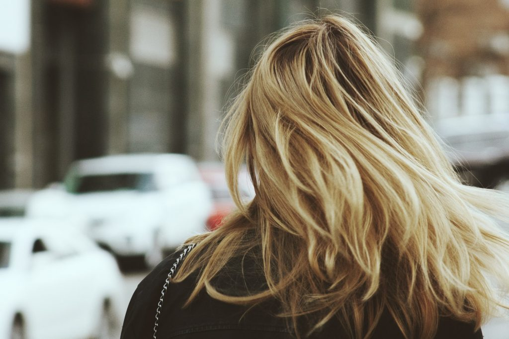 vitamin và tóc