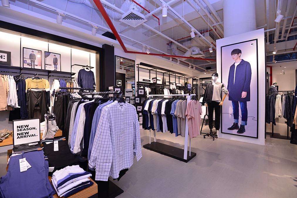 thương hiệu thời trang Hàn Quốc