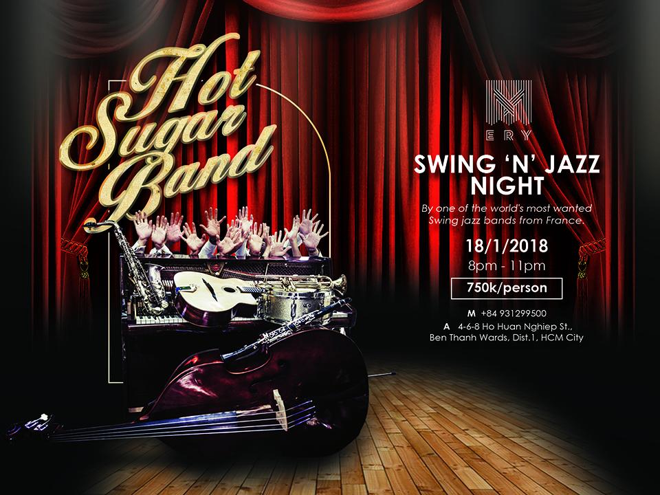 đêm diễn nhạc jazz