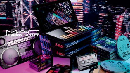 NTK Jeremy Scott cho ra mắt bộ makeup phối hợp cùng M.A.C