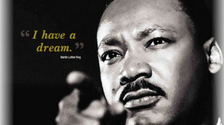 20 câu nói có sức ảnh hưởng mạnh mẽ của nhà hoạt động nhân quyền vĩ đại Martin Luther King