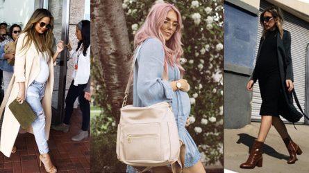Thời trang bầu của fashionista thế giới có gì đặc biệt?