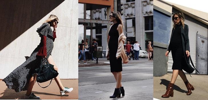 ELLE Việt Nam - Thời trang bầu của fashionista thế giới có gì đặc biệt (3)