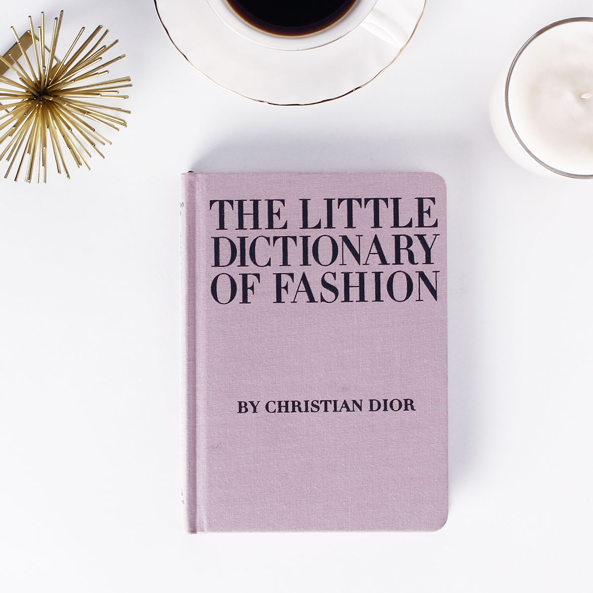 Giới thiệu sách hay The little dictionary of fashion - Christian Dior