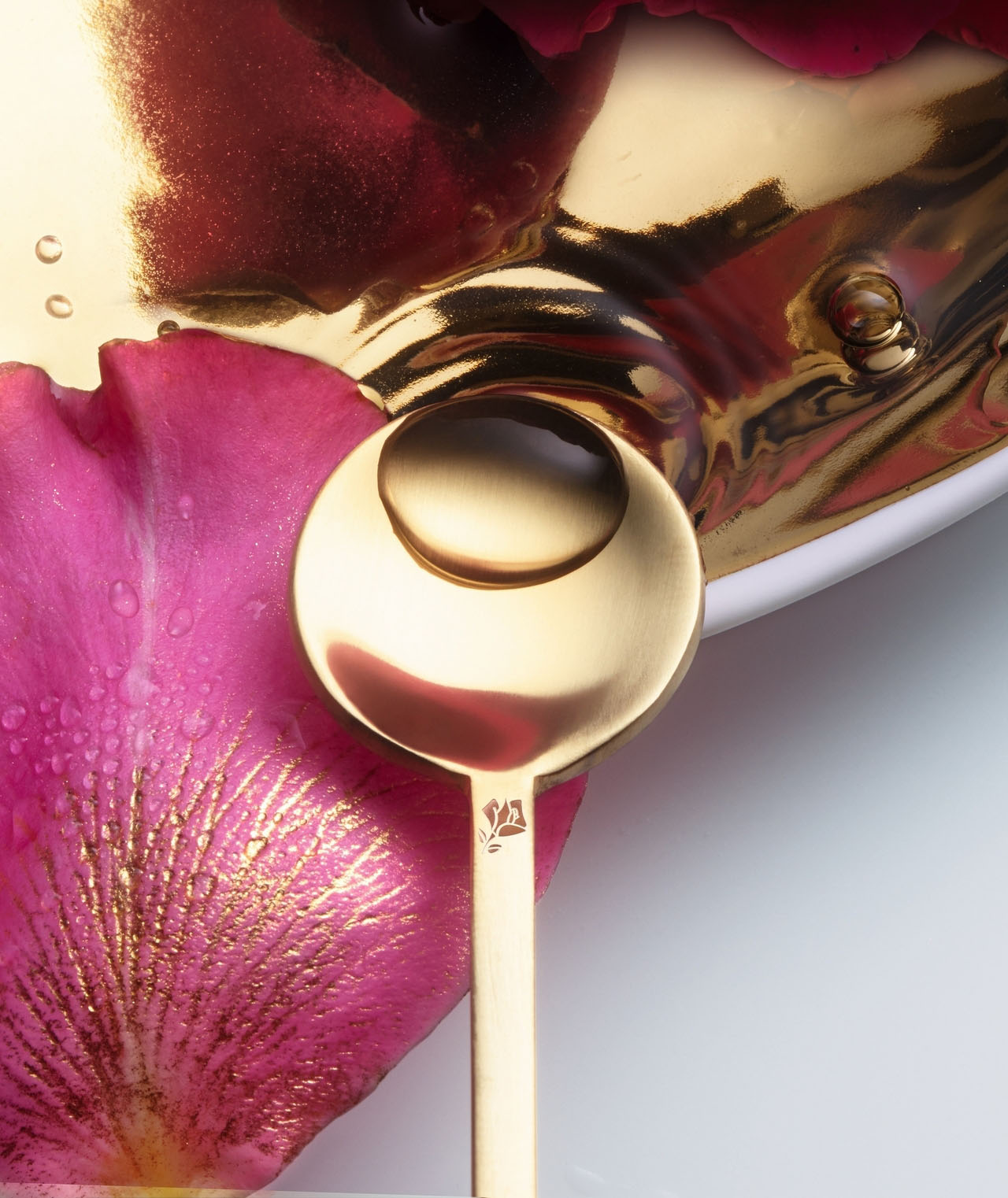 Absolue Precious Cells Rose Drop Night Peeling Concentrate gold phase