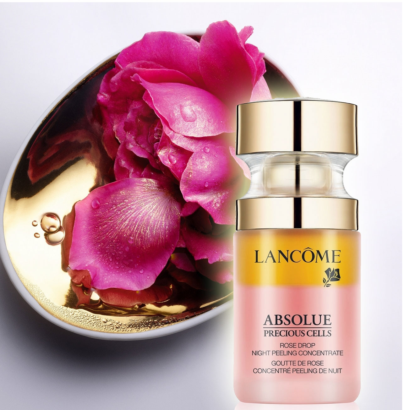Absolue Precious Cells Rose Drop Night Peeling Concentrate sản phẩm