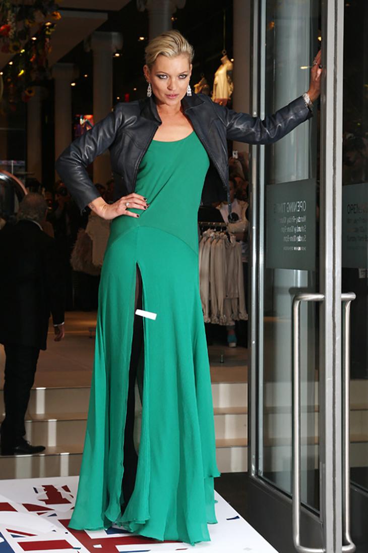 20 bài học''đắt giá'' về thời trang từ siêu mẫu Kate Moss
