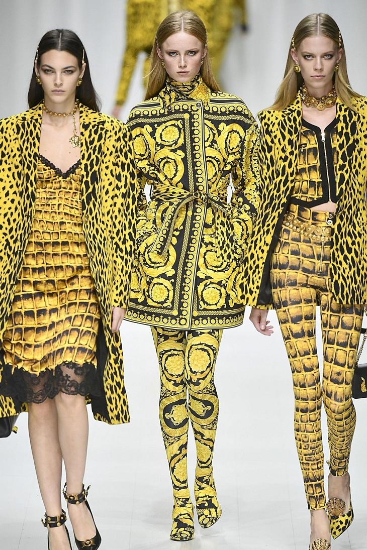 ELLE Việt Nam - Màu vàng Gen-Z sẽ thay thế màu hồng Millenial thống trị thời trang 2018 (3)