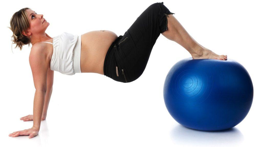 bài tập thể dục cho bà bầu 13