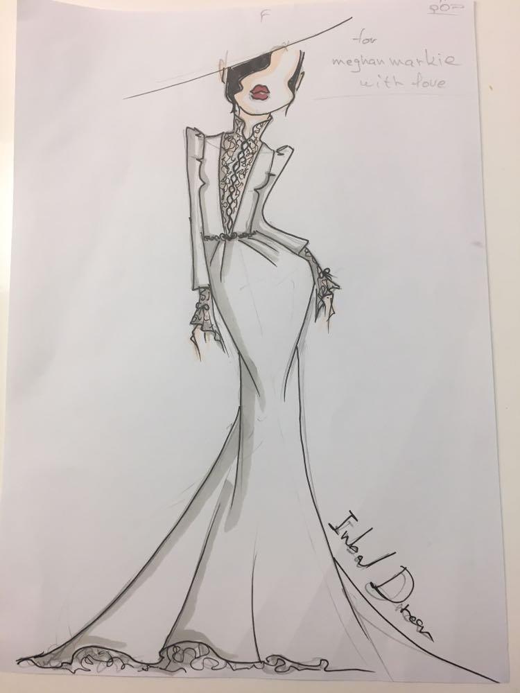 Ai là ứng cử viên sáng giá thiết kế váy cưới cho nàng dâu tương lai Meghan Markle trong ngày trọng đại