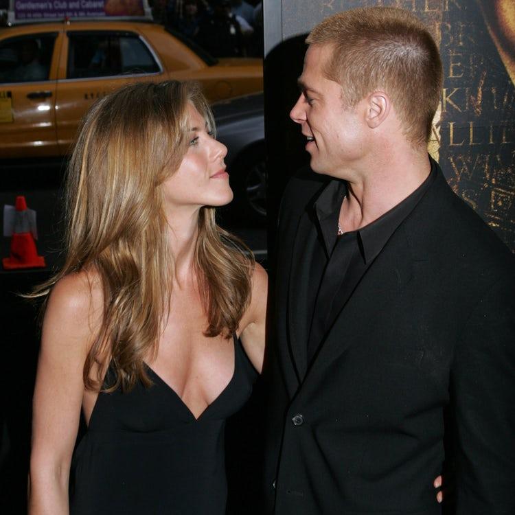 Thực hư tin đồn tái hợp của Brad Pitt và vợ cũ Jenifer Aniston