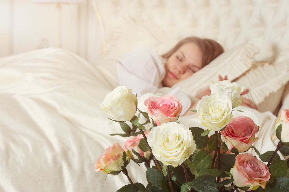 Absolue Rose Drop Night Peeling Concentrae Lancôme 3