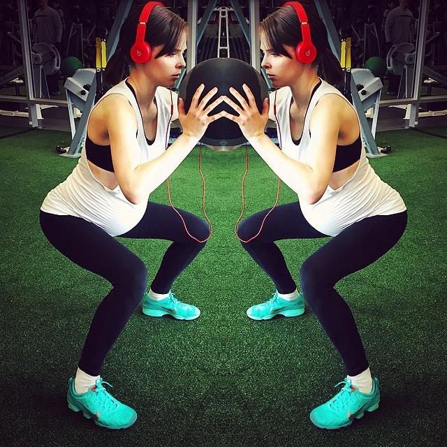 bài tập thể dục cho bà bầu 26