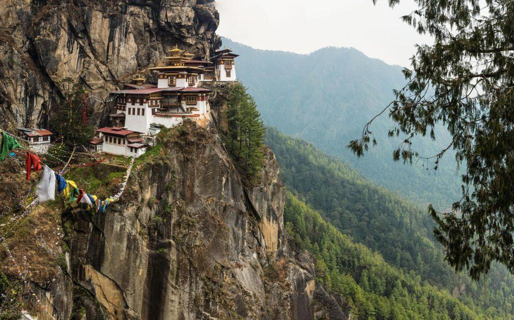 du lịch tết Bhutan