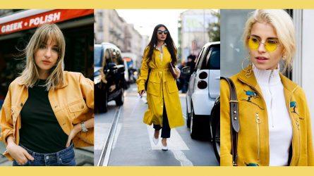 Sau tím đậm, màu sắc nào sẽ thống trị thời trang 2018?