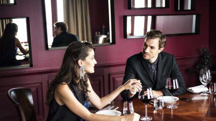 Lễ tình nhân ấm áp tại nhà hàng L'OLIVIER và MEZZ