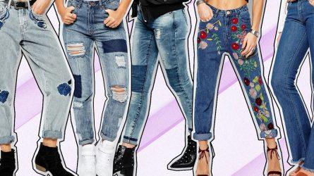 Những mẫu quần jeans bạn phải thử ngay trong mùa xuân này