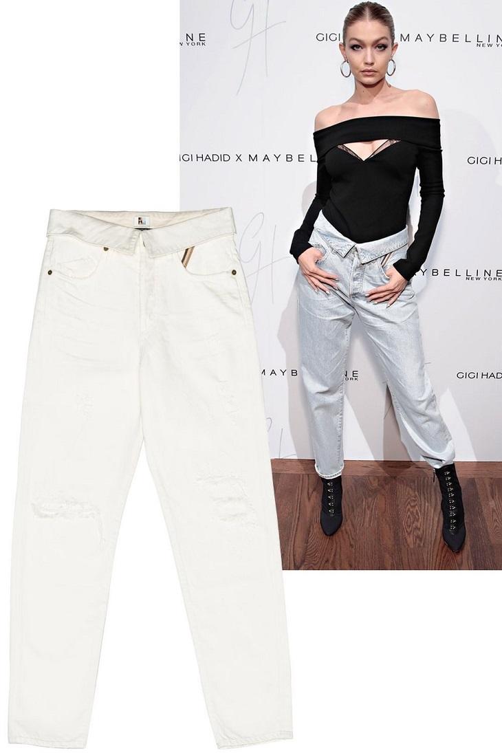 Những mẫu quần jean bạn phải thử ngay trong mùa xuân này