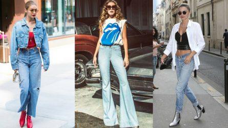 Săn lùng 12 thương hiệu quần jeans ''vạn người mê''