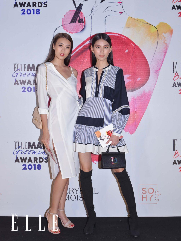 ELLE Beauty Awards 2018 trang điểm ấn tượng 1
