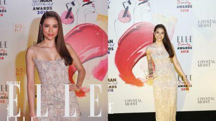 ELLE Beauty Awards 2018: Phạm Hương là mỹ nhân có mái tóc lôi cuốn nhất