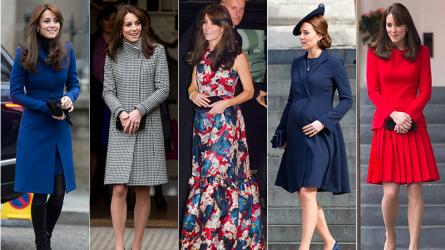 8 lần mặc đồ phá cách của công nương Kate Middleton